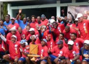 Zapetti/Gerblé/Appaloosa Champion de Martinique de Yole Ronde