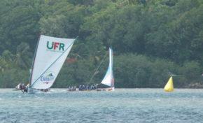 UFR/Chanflor remporte la Coupe de Martinique des Yoles Rondes