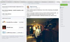 Le Président de la Région Martinique Serge Letchimy est un menteur