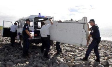 Débris de Boeing 777 à l'île de La Réunion...la police montre son efficacité