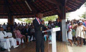 Discours de Bruno-Nestor AZEROT, Député-Maire pour la fête patronale de Sainte-Marie en Martinique le 15 août 2015