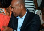 Le « Président of Martinique » en voyage à l'étranger