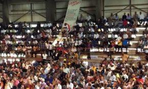 Le Gran Sanblé pour faire Réussir la Martinique s'insurge