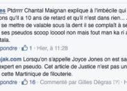 Joyce Jones = Chantal Maignan ...une schizophrénie qui manque d'ingénierie au cœur de la démocratie participative