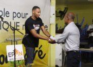 """""""On ne peut pas être l'ami de la Martinique et être opposant à Serge Letchimy."""""""