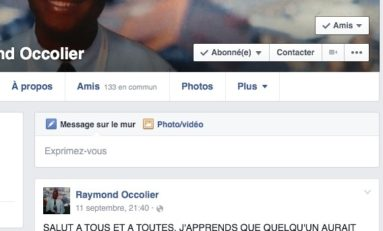 Chantal Maignan...Raymond Occolier...avait ça à te dire...