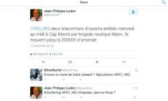 L'échange étonnant entre un journaliste et un citoyen sur Twitter au cœur d'une démocratie participative empreinte de lambis et d'oursins