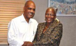 Collectivité Territoriale de Martinique : Josette Manin dénonce le nouveau coup de Jarnac de Serge Letchimy