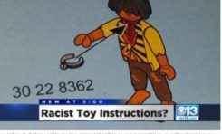 Un «esclave à la peau sombre» dans un jeu Playmobil fait scandale