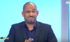 Mike Irasque révèle le regard empreint de mensonges de Serge Letchimy
