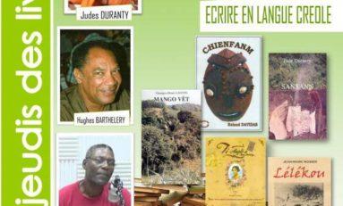 Ecrire en langue créole