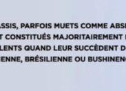 Mince alors...la Guyane comme la France est un pays de race blanche