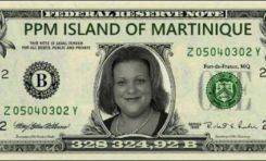 Loyers impayés : Catherine Conconne  verse 328.324,92 € à Perrinon Invest