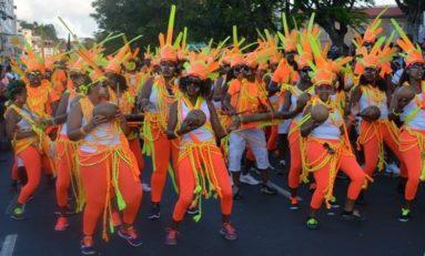 Le carnaval 2016 aura t-il lieu en Martinique, en Guadeloupe et en Guyane ?