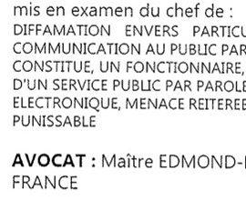 Fred Célimène, Éric Carpin et Kinvi Logossah mis en examen pour harcèlement moral en Martinique