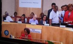 Le cyclone Audit...en approche ...la Martinique en vigilance cacarèle