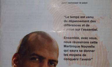 Serge Letchimy victime d'un scandaleux plagiat
