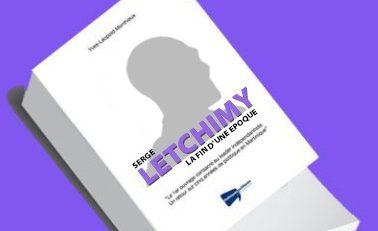 SERGE LETCHIMY la fin d'une époque ...nouveau best seller en Martinique