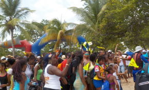 Yole Ronde de Martinique : Mapipi 2016 à Sainte-Anne
