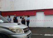 Alerte à la bombe à Géant Batelière à Schoelcher en Martinique