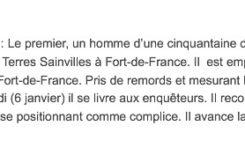 Meurtre sur le parking de Carrefour : l'employé municipal est membre du cabinet du maire de Fort-de-France en Martinique