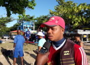 Yoles Rondes de Martinique : Mapipi 2016 Loic Mas sur Zapetti/Gerblé/Appaloosa