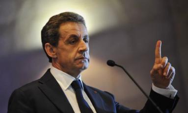Nicolas Sarkozy mis en examen...que celui qui est contre ça lève le doigt