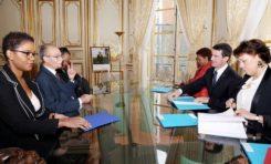 L'image du jour [01/02/16] Rencontre Manuel Valls/Alfred Marie-Jeanne