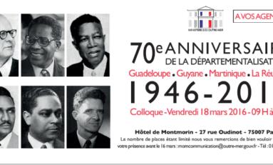 70 ans de départementalisation sans égalité réelle