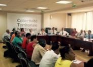 Le Lycée Schoelcher se libère en Martinique