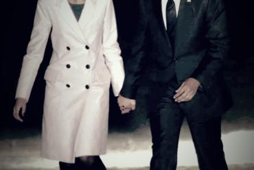 Barack Obama / Aurélie Nella : une idylle entre deux îles?
