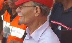 Martinique : Alfred Marie-Jeanne éteint le feu des pompiers