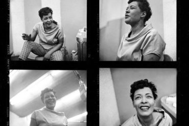 HBD, Lady Day. Billie Holliday.