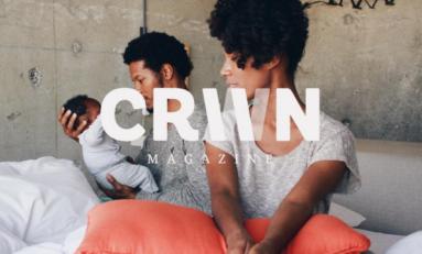 CRWN. Magazine pour la femme noire fière de ses cheveux naturels.