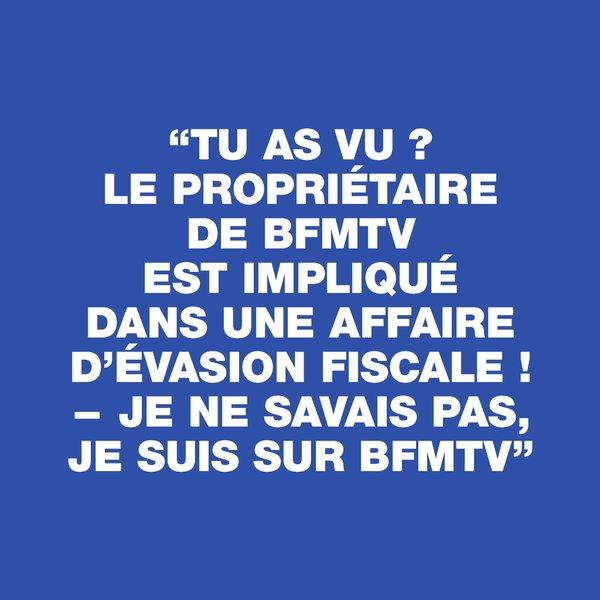 La vie est compliquée sur BFMTV