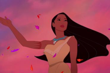 WTF. Pocahontas avait 12 ans.