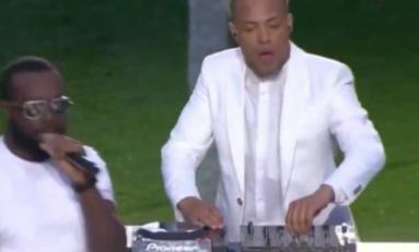 Le DJ de Maître Gims invente la table de mixage wifi