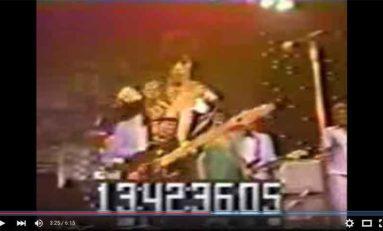 This was History : M. Jackson, James Brown et Prince : live.