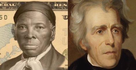 WTF ! Une esclave et un esclavagiste sur le même billet !
