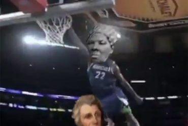 Tubman ! lol (vidéo)