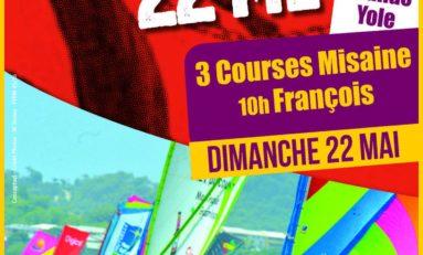 Yole-ronde de Martinique : Prix du 22 mai au François