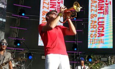 Jazz Festival Saint Lucie, des milliers de martiniquais sont au Festival de Jazz de Ste Lucie