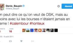 Denis Baupin et la mémoire du web