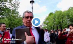 Vidéo : Balkany échappe à la police