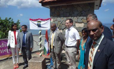 163ème Anniversaire de l'Arrivée des Indiens en Martinique : Saint Pierre inaugure la Place de l'Aurélie