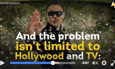 Hollywood so White (vidéo lol)