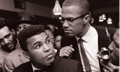 Ali & Malcolm.