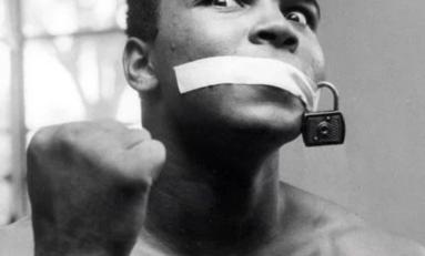 """""""Les Vietcongs ne m'ont rien fait. Ils ne m'ont jamais traité de nègre"""""""