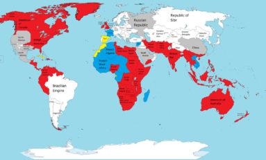 Après avoir envahi 90% des pays de la planète, les Anglais se plaignent des... immigrants !