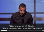 Jesse Williams, black power aux BET Awards (video)